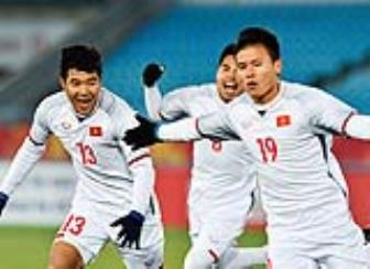 U23 Viet Nam con 9 tuyen thu du tuoi tham du vong loai <b style='background-color:Yellow'>Olympic 2020</b>