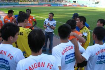 <b style='background-color:Yellow'>CLB</b> Sai Gon FC chinh thuc co Chu tich moi
