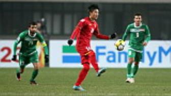 <b style='background-color:Yellow'>U23 Viet Nam</b> khoe vi uong nhieu sam Han Quoc?