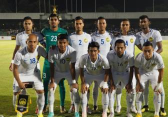 <b style='background-color:Yellow'>Doi thu</b> cua DT Viet Nam thang dam truoc them AFF Cup 2018