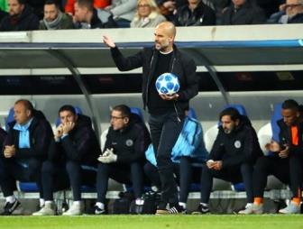 <b style='background-color:Yellow'>Pep Guardiola</b> chi ten 3 ung vien vo dich UCL 18/19
