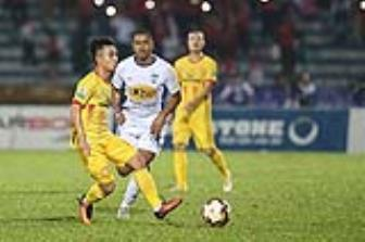 Vong 25 <b style='background-color:Yellow'>V.League 2018</b>: Can Tho va Nam Dinh tim kiem co hoi tru hang