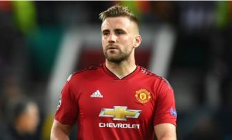 <b style='background-color:Yellow'>Luke Shaw</b> giai thich ly do Man Utd that bai