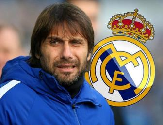 <b style='background-color:Yellow'>Chelsea</b> mung hum neu Conte toi Real Madrid
