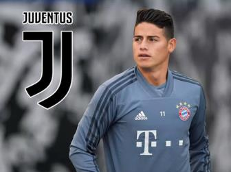 <b style='background-color:Yellow'>Juventus</b> gay soc voi... James Rodriguez