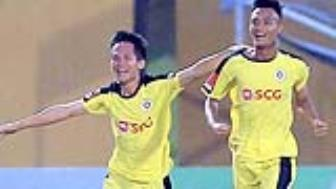 <b style='background-color:Yellow'>Ha Noi B</b> co chu moi truoc them tran play-off gianh ve thang hang