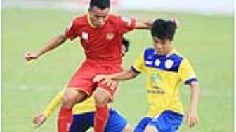 <b style='background-color:Yellow'>Viettel</b> len V.League, CAND xuong hang Nhi