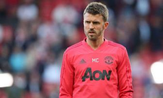 <b style='background-color:Yellow'>Michael Carrick</b> phu nhan tin don thay the Mourinho