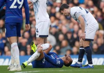 <b style='background-color:Yellow'>Chelsea</b> 0-0 Everton: Hang cong lac nhip