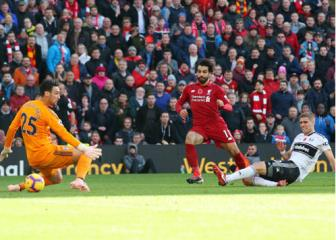 <b style='background-color:Yellow'>Liverpool</b> 2-0 Fulham: Niem vui khong tron ven