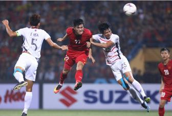 <b style='background-color:Yellow'>Ve</b> tran ban ket AFF Cup 2018 cua tuyen Viet Nam mo ban ngay 28/11