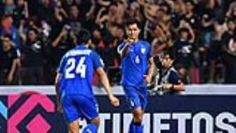 <b style='background-color:Yellow'>DT Thai Lan</b> duoc thuong toi 20 ty dong neu vo dich AFF Cup 2018