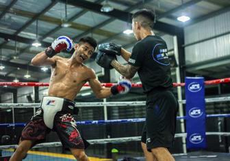 Khoi tranh mon Boxing Dai hoi The thao toan quoc 2018