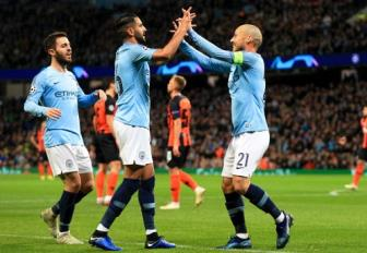 <b style='background-color:Yellow'>Man City</b> 6-0 Shakhtar Donetsk: Thoi quen khung khiep