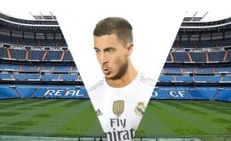 <b style='background-color:Yellow'>Eden Hazard</b> se co mat trong doi hinh Real Madrid vao mua he 2019