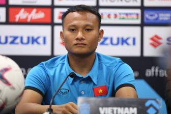 <b style='background-color:Yellow'>Trong Hoang</b> canh bao doi tuyen Viet Nam truoc tran chung ket AFF Cup 2018