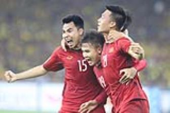 <b style='background-color:Yellow'>Video</b> chung ket luot di AFF Cup 2018: Malaysia 2-2 Viet Nam