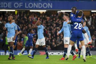 <b style='background-color:Yellow'>Man City</b> - Everton: Lay lai uy nghiem