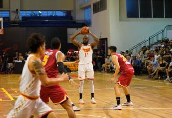 Ket qua tran Saigon Heat vs Singapore Slingers (16/12) –Bo lo co hoi, Saigon Heat cham dut mach thang.
