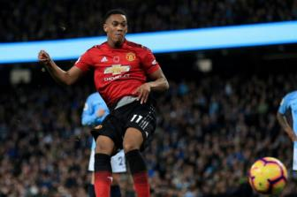 <b style='background-color:Yellow'>Man United</b> kich hoat dieu khoan giu chan Anthony Martial den nam 2020