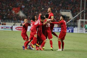 <b style='background-color:Yellow'>Que Ngoc Hai</b> lam doi truong DT Viet Nam tai VCK Asian Cup 2019