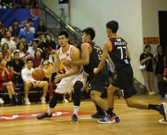 "ABL9: Saigon Heat ""thieu dot Ma ca rong"""