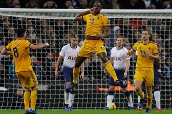 <b style='background-color:Yellow'>Tottenham</b> 1-3 Wolves: Nguoc dong khong tuong