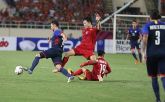 HLV Eriksson khang dinh DT Viet Nam co the vo dich AFF Cup 2018
