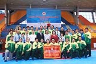 Dai hoi the thao toan quoc lan VIII: Vovinam ket thuc thanh cong