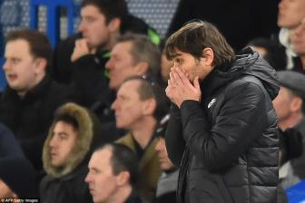 <b style='background-color:Yellow'>Chelsea</b> 0-3 Bournemouth: Don chi mang tu nguoi cu