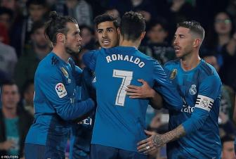 Real Betis 3-5 Real Madrid: Hay khong bang hen