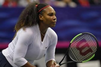 <b style='background-color:Yellow'>Serena Williams</b>: Toi suyt chet khi sinh con