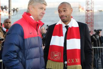 Thierry <b style='background-color:Yellow'>Henry</b> thua nhan mo uoc duoc thay the Wenger tai Arsenal