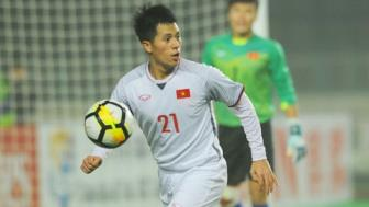 Toa sang tai <b style='background-color:Yellow'>U23 chau A</b> 2018, Dinh Trong ve voi Ha Noi FC?