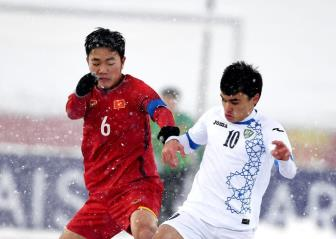 <b style='background-color:Yellow'>Xuan Truong</b> muon cung DT Viet Nam vo dich AFF Cup 2018