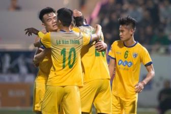 <b style='background-color:Yellow'>FLC</b> Thanh Hoa quyet co diem truoc cuu vuong Philippines tai AFC Cup 2018