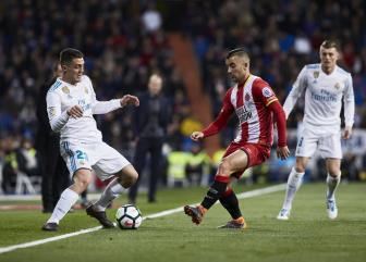 <b style='background-color:Yellow'>Real Madrid</b> 6-3 Girona: CR7 tu thien ha khac