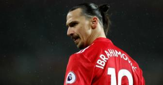 CHINH THUC: <b style='background-color:Yellow'>Zlatan Ibrahimovic</b> chia tay Manchester United