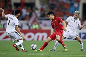 <b style='background-color:Yellow'>Viet Nam</b> van la dai dien duy nhat DNA gianh ve du VCK Asian Cup 2019 o vong loai thu 3
