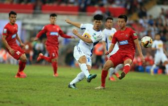 <b style='background-color:Yellow'>VPF</b> dieu chinh lich thi dau tai vong 4 V.League 2018