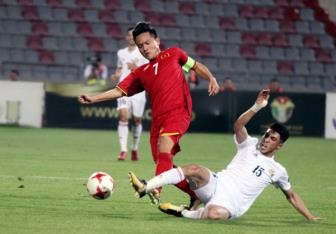 <b style='background-color:Yellow'>DT Viet Nam</b> so huu hang thu manh nhat vong loai Asian Cup 2019
