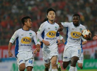<b style='background-color:Yellow'>Truc tiep</b> HAGL vs Nam Dinh vong 4 V.League 2018