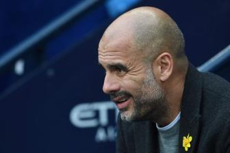 <b style='background-color:Yellow'>Pep Guardiola</b> duoc Man City gia han hop dong