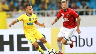 <b style='background-color:Yellow'>Thanh Hoa</b> don suc cho cuoc dua vo dich V.League 2018