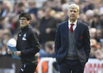<b style='background-color:Yellow'>HLV Wenger</b> dien tiet vi VAR khong duoc ap dung