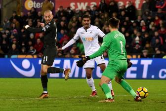 <b style='background-color:Yellow'>Manchester City</b> - Swansea: Su ton trong can thiet