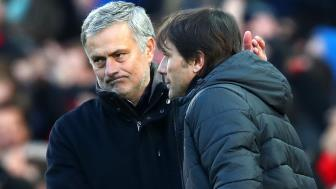 <b style='background-color:Yellow'>Conte</b> noi gi ve mau thuan voi Mourinho?