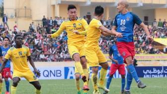 <b style='background-color:Yellow'>SLNA</b> van con hy vong gianh ve di tiep tai AFC Cup 2018