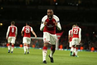 <b style='background-color:Yellow'>Arsenal</b> 1-1 Atletico Madrid: Cai gia qua dat
