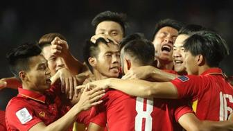 HLV <b style='background-color:Yellow'>Park Hang Seo</b> du le boc tham chia bang VCK Asian Cup 2019